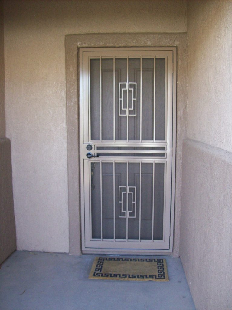 Security Screen Doors Native Sun Home Accents Inc