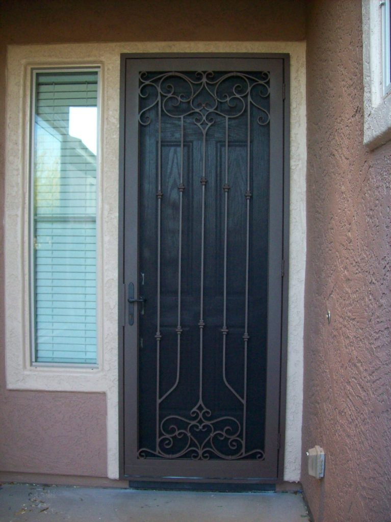 Doors Screen Inc. - Sun Native Accents, Home Security
